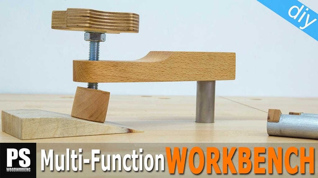 Workbench Dogs & Holdfast Clamps
