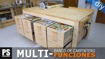 Banco-carpintero-multi-tareas-casero