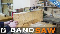 Homemade-plywood-band-saw
