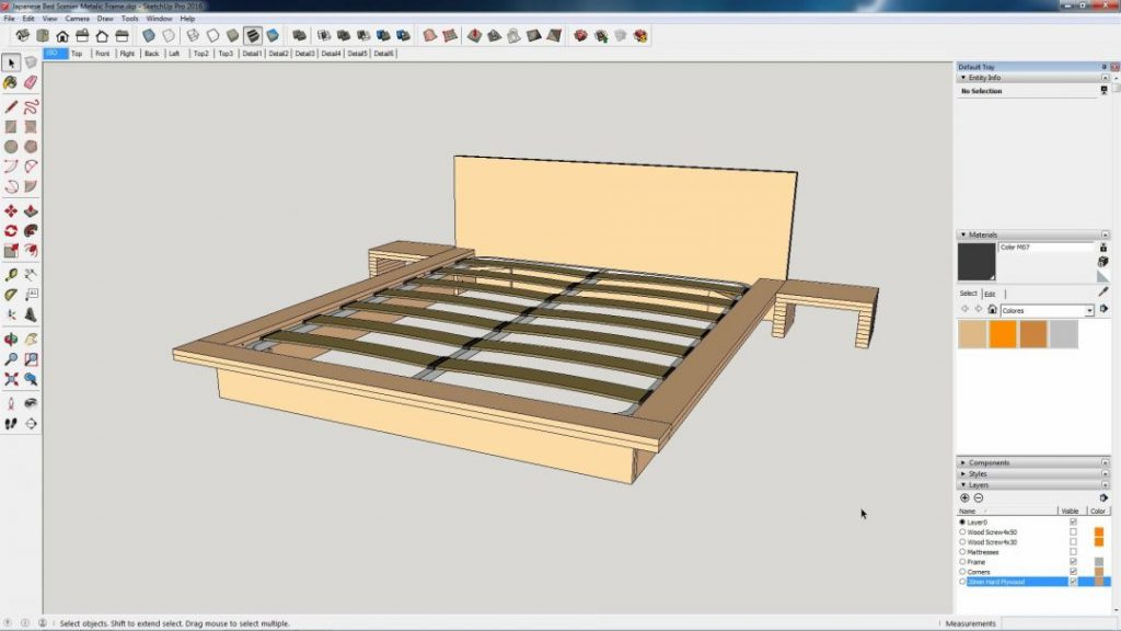 Homemade-plywood-tatami-style-bed-plans