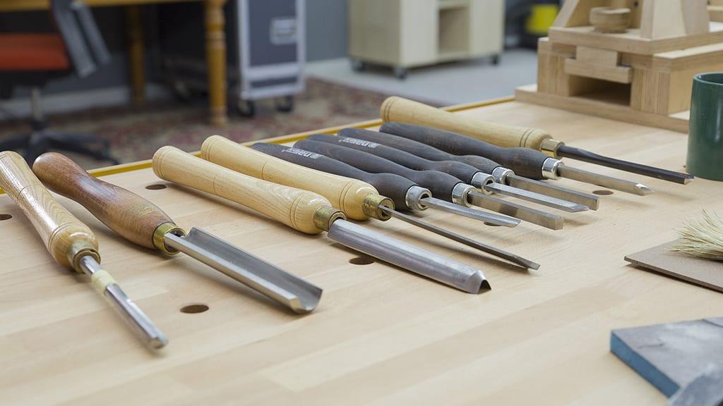Diy-woodturning-chisels