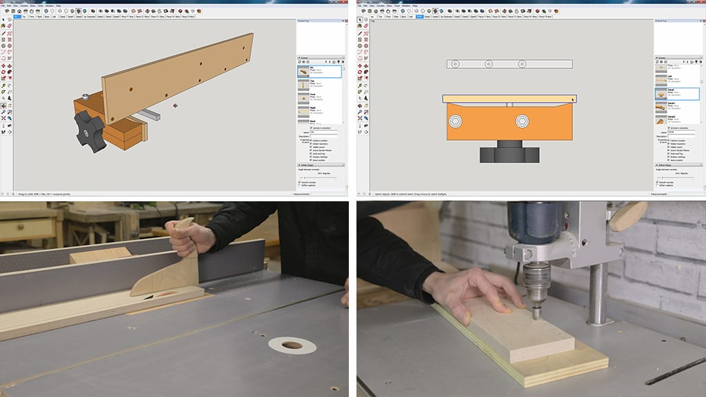 Homemade-woodworking-band-saw-fence-plans