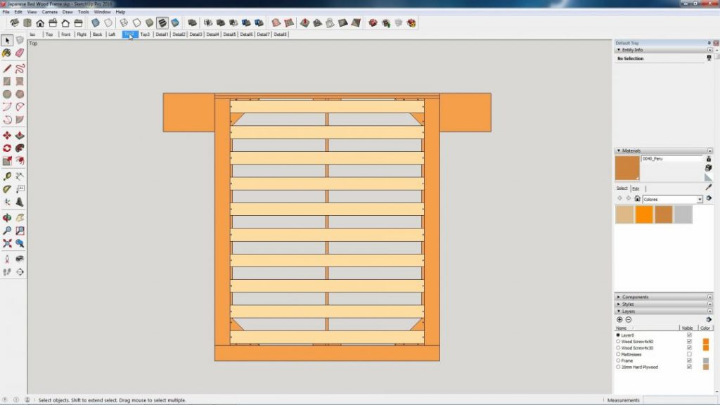 Homemade-tatami-style-bed-plans-top