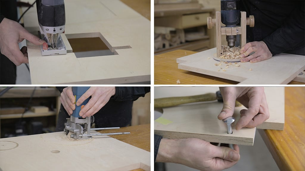 03Homemade Band Saw 2 - How to make a Band Saw