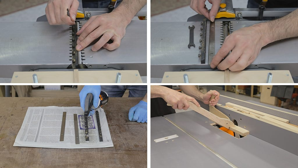 How-remove-jointer-knife-blade