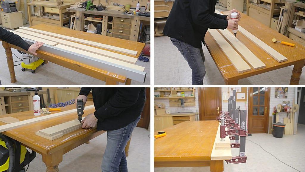 03Plywood Workbench 1 - DIY Multi-Function Workbench