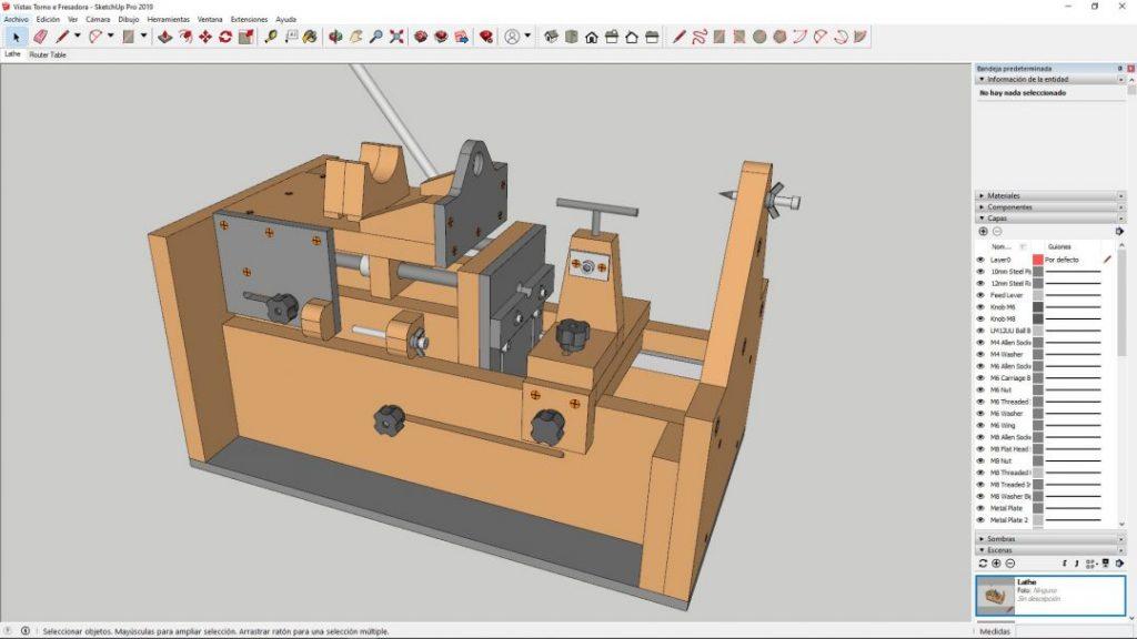 Diy-rotary-tool-workstation-lathe-plans