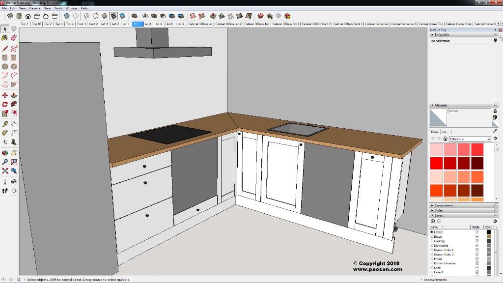 Homemade-european-style-kitchen-plans
