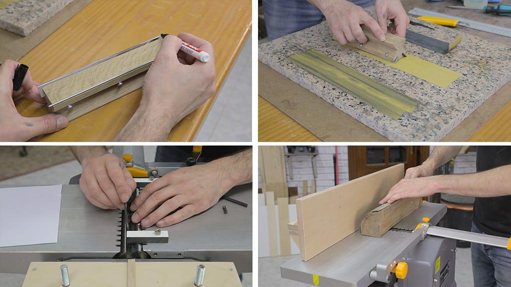Cómo Afilar Las Cuchillas De Una Cepilladora Paoson Blog Consejos De Carpintería