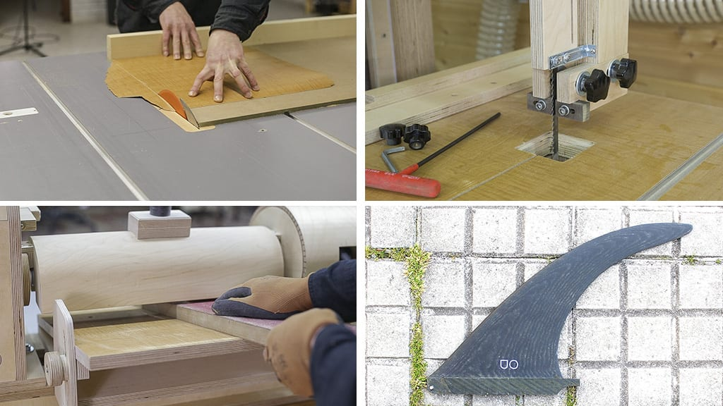 Uses-hpl-board-diy-woodworking-tools
