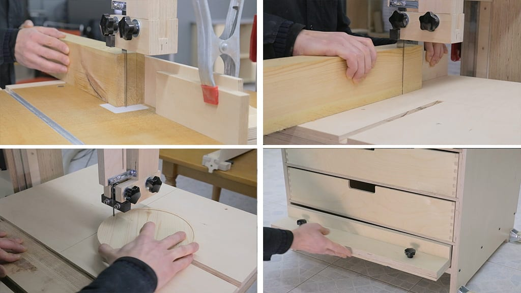 Cross-cut-sled-circle-jig-band-saw-woodworking