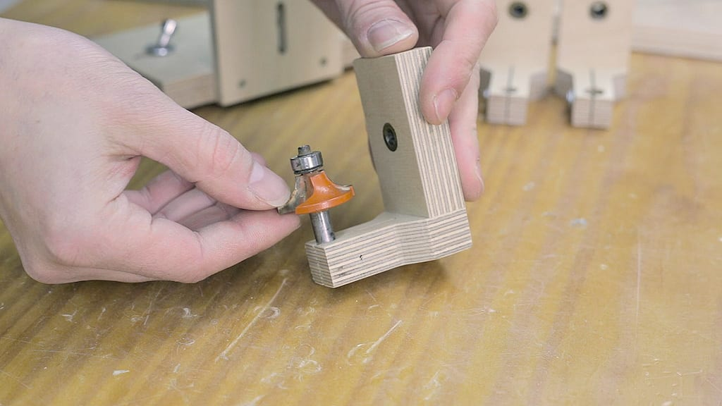 06Sharpening Router Bits 6 - How to sharpen Router Bits