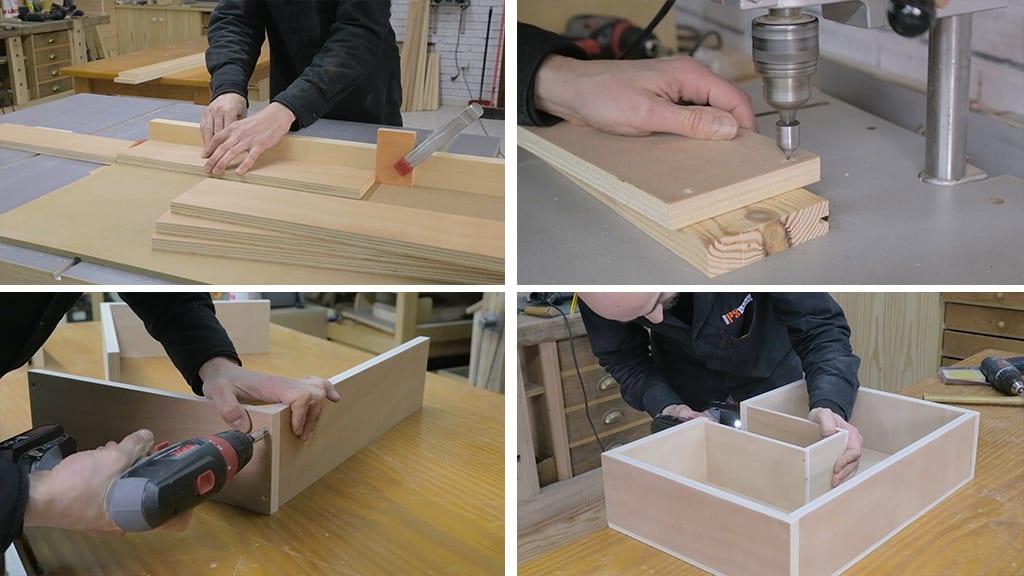 How-to-make-drawer-furniture-woodworking