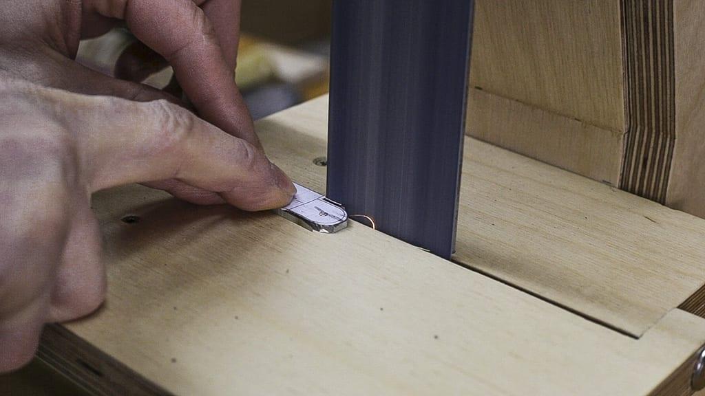 07FoldingKnife7 - Fabricando una Navaja