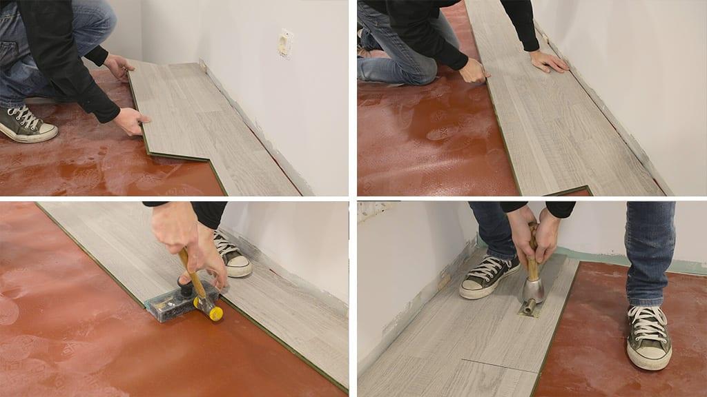 08Laminate Flooring Installation 8 - How to Install a Laminate Flooring