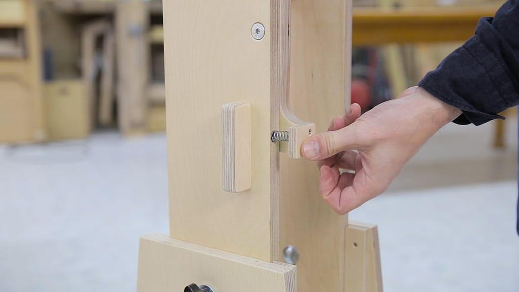 Homemade-studio-camera-stand-tripod-base-leveler