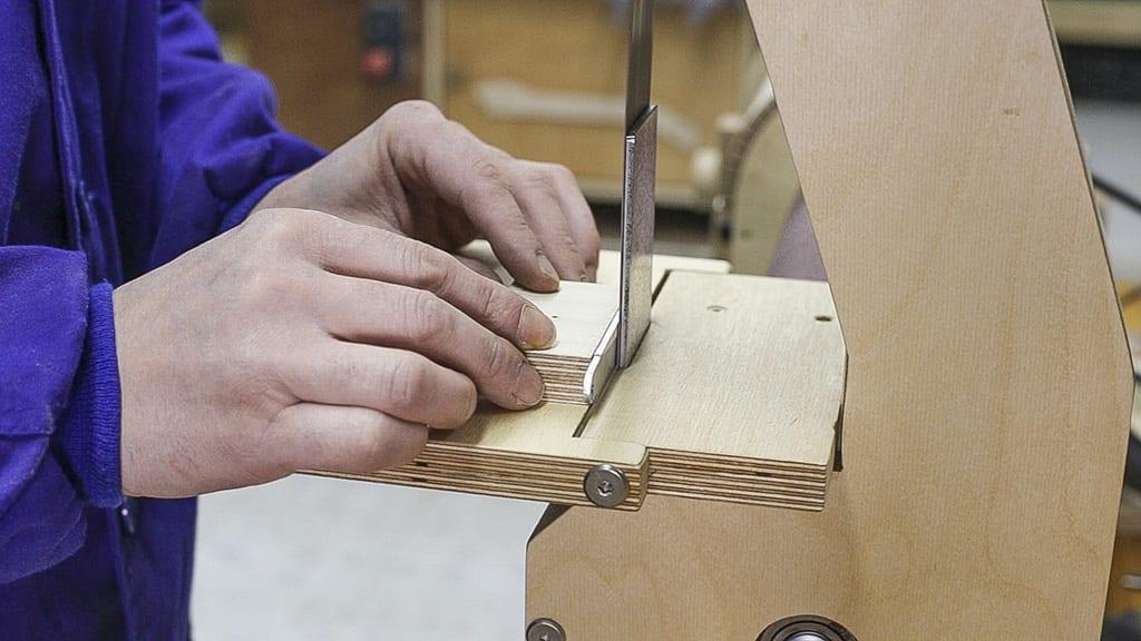 09FoldingKnife9 - Fabricando una Navaja
