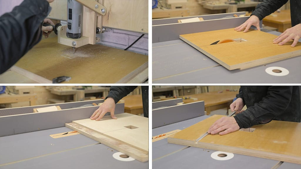 How-to-make-band-saw-work-table