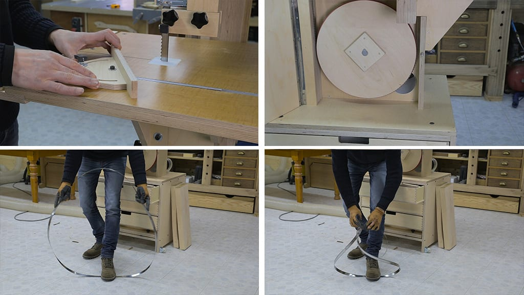 How-to-fold-bandsaw-blade-woodworking