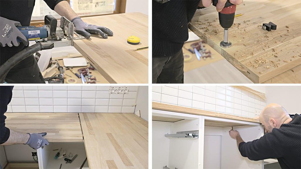 How-install-european-kitchen-countertop-carpentry