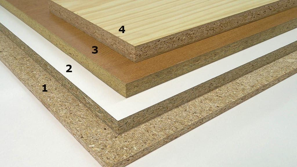 Types of Particle Boards for Woodworking