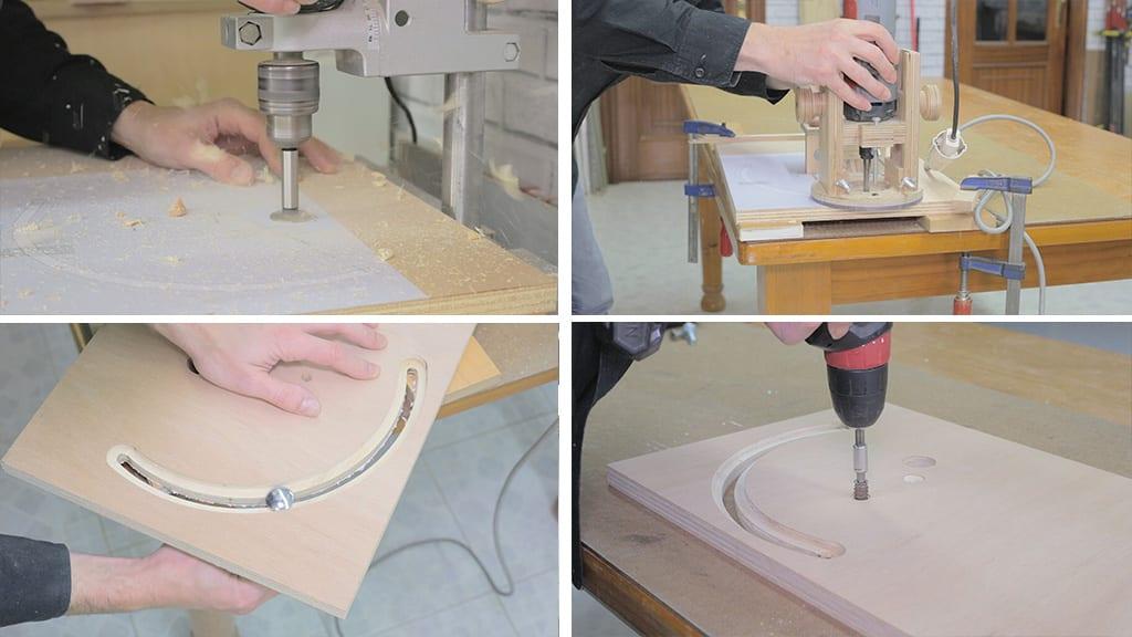 13Saw Blade Router Bits Sharpener - DIY Saw Blades & Router Bits Sharpening Jig
