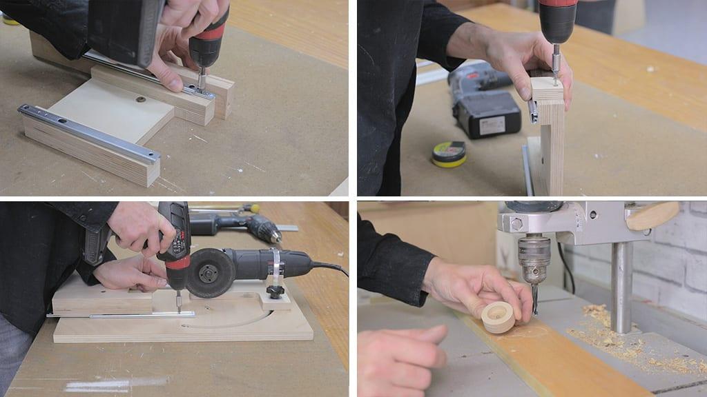 17Saw Blade Router Bits Sharpener 5 - DIY Saw Blades & Router Bits Sharpening Jig