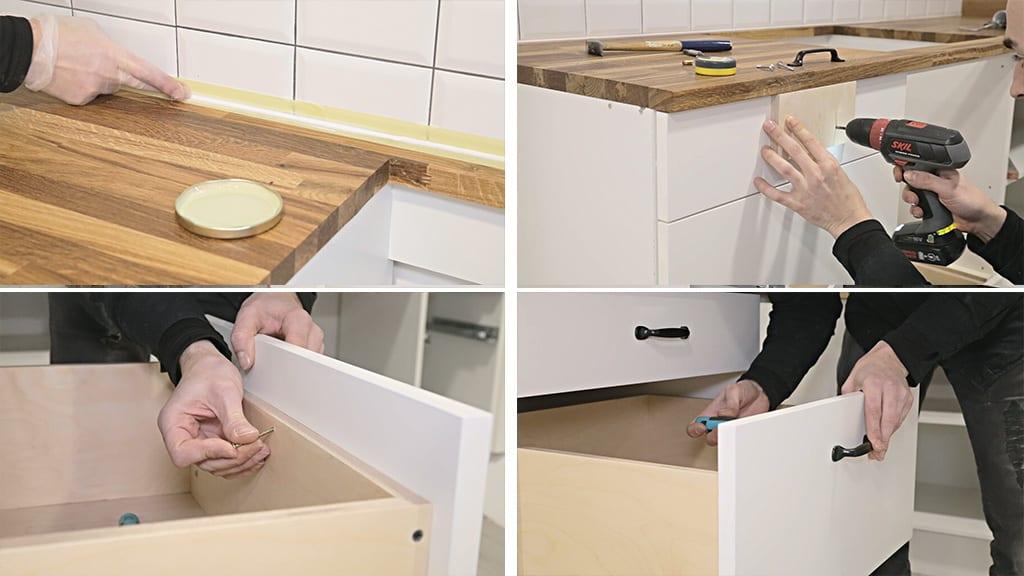 How-install-european-kitchen-accessories-woodworking