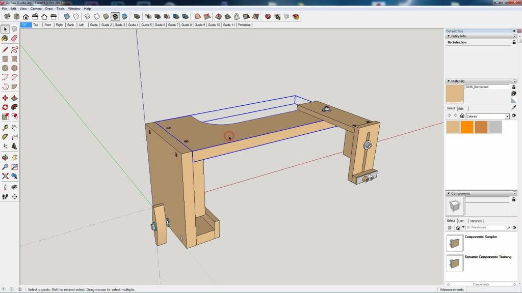 Homemade-inverted-jig-saw-guide-woodworking-plans
