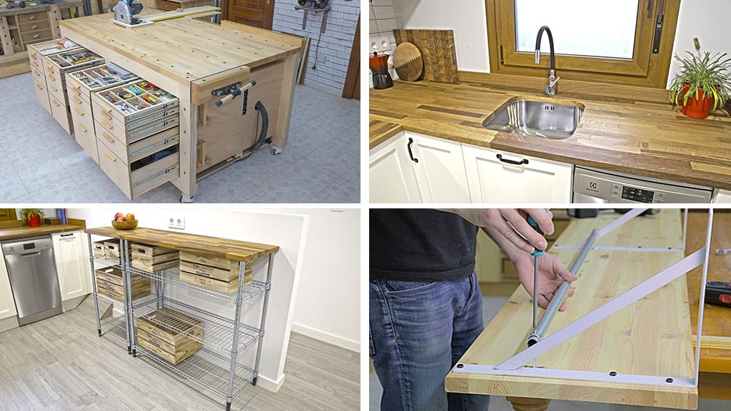 Uses-finger-joint-board-woodworking
