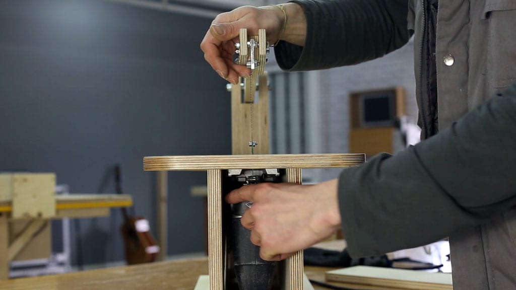 4 1 1 - Make your own Scroll Saw