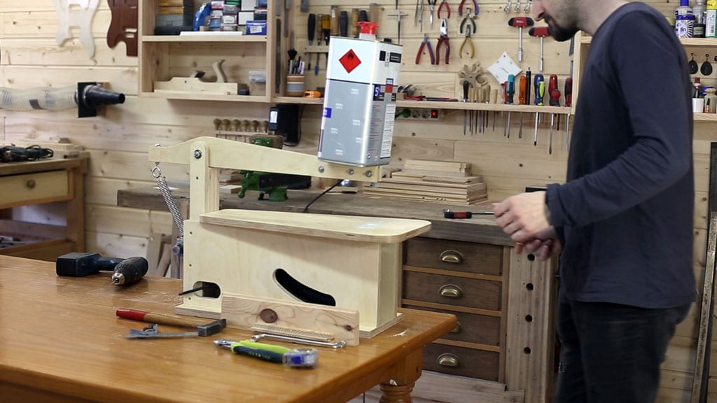 7 1 1 - Make your own Scroll Saw