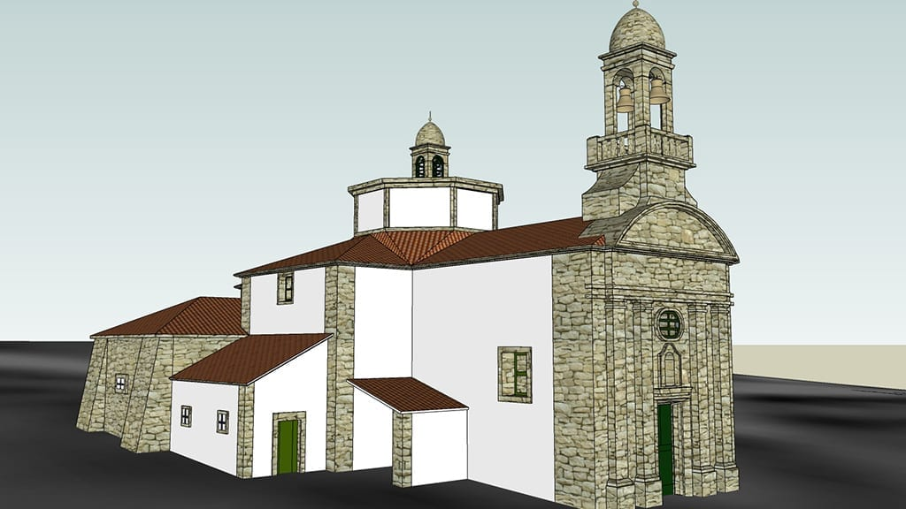 3D Design of Historic Buildings
