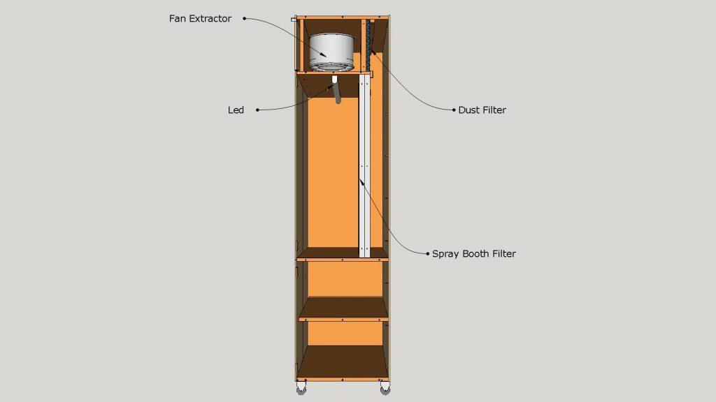 Diy-portable-spray-booth-air-cleaner-plans