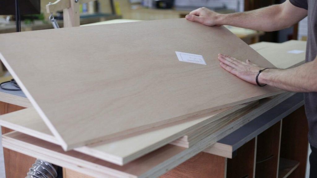 Plywood-diy-portable-spray-booth-air-cleaner