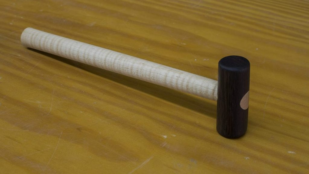 How-to-make-woodworking-diy-mallet