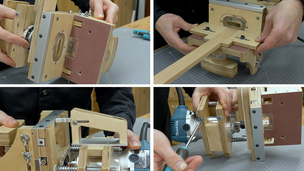 How-to-make-woodworking-portable-mortiser