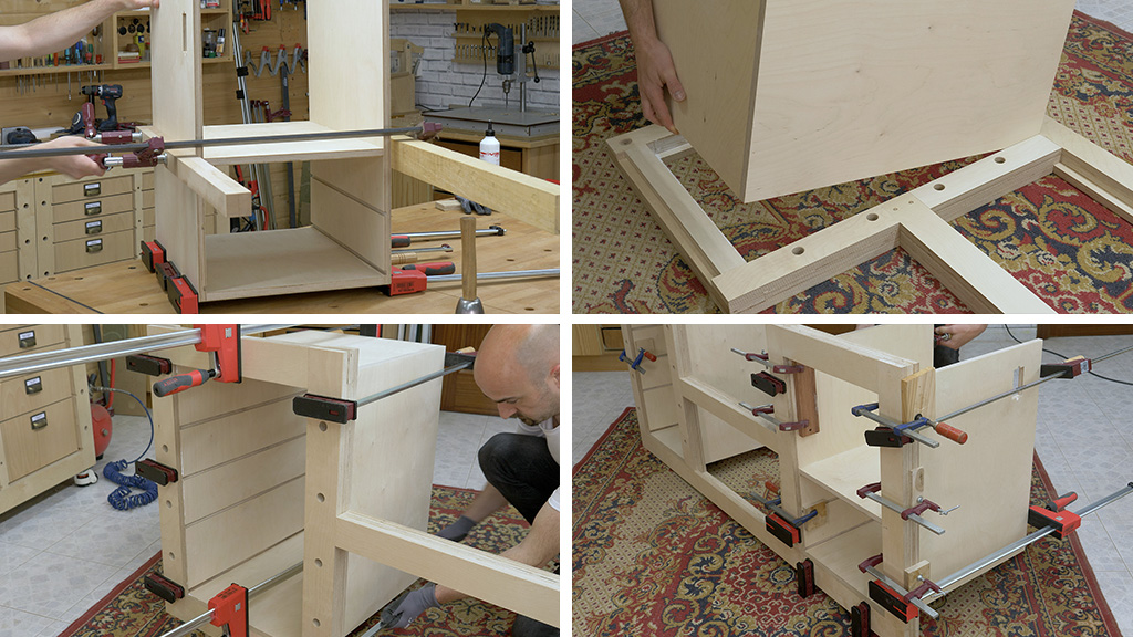 How-make-diy-mobile-workbench-dewalt-table-saw-router-table