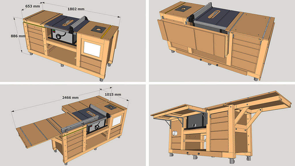Diy-mobile-workbench-table-saw-router-table-plans