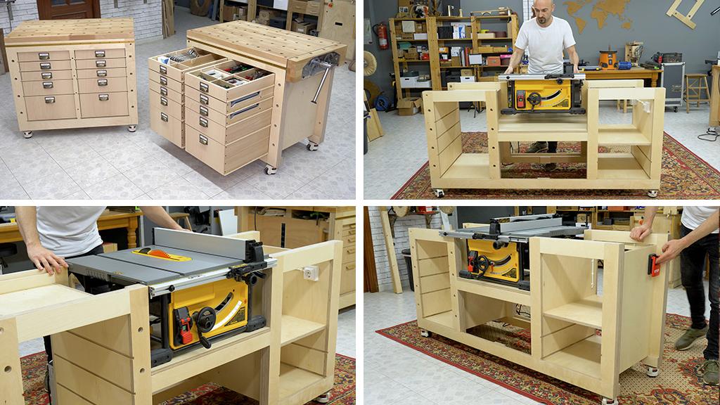 Diy-mobile-workbench-dewalt-table-saw
