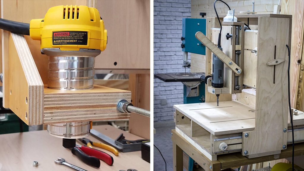 What-router-homemade-cnc-table-machines