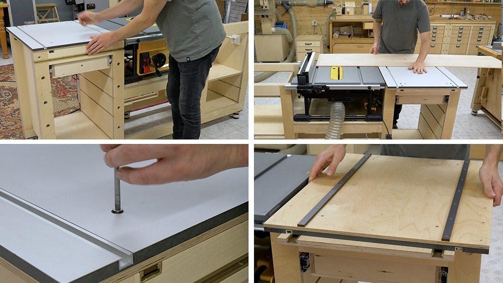 Profile-aluminum-table-saw-bench-DIY