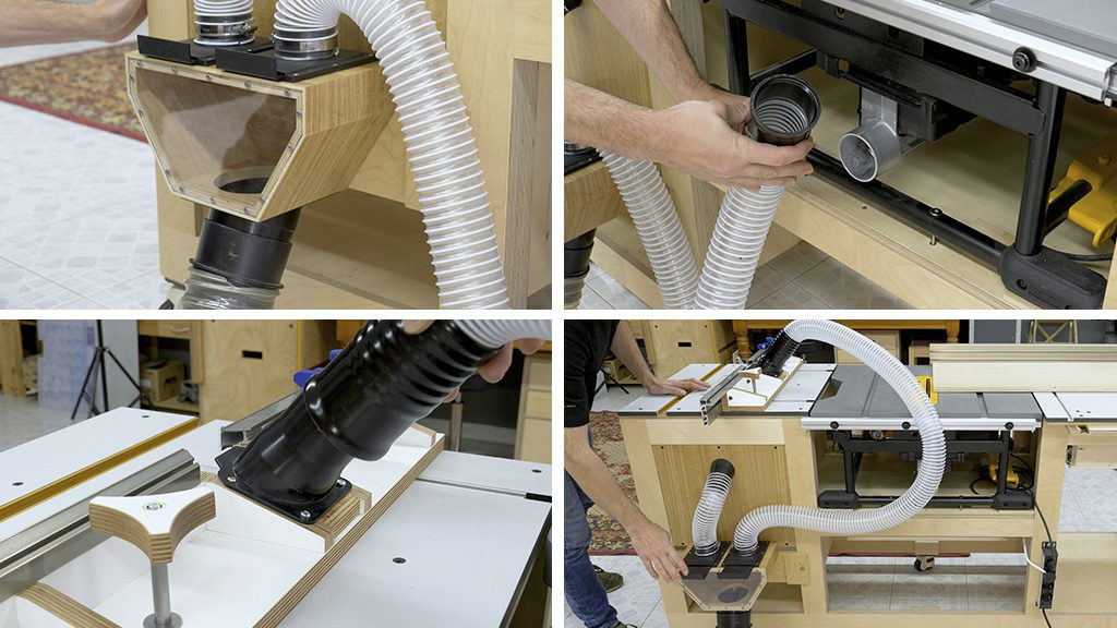 Diy-woodworking-blast-gate-box-table-saw-router-workbench