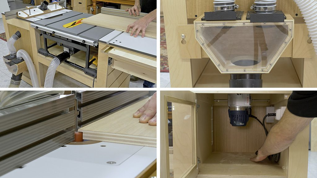 How-use-woodworking-blast-gate-box-table-saw-router