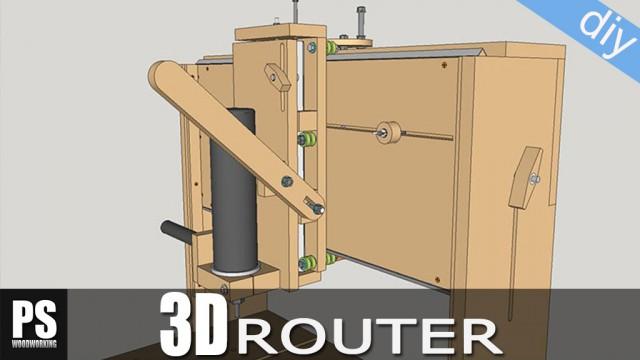 3D Router