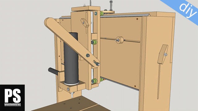 Homemade 3D Router Plans