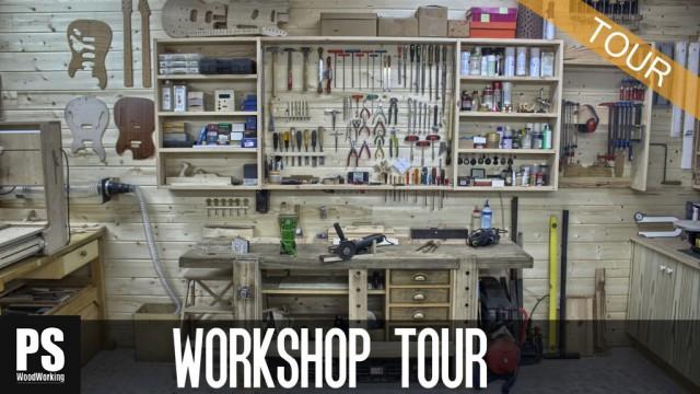 Paoson WorkShop Tour (the Movie)