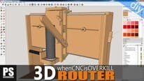 Homemade 3D Router Plans